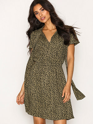 MICHAEL Michael Kors Mini Finley S/S Dress Green