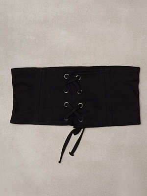 Bälten & skärp - New Look Corset Belt Black