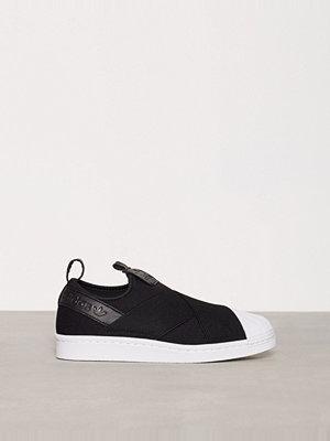 Adidas Originals Superstar SlipOn Svart/Vit
