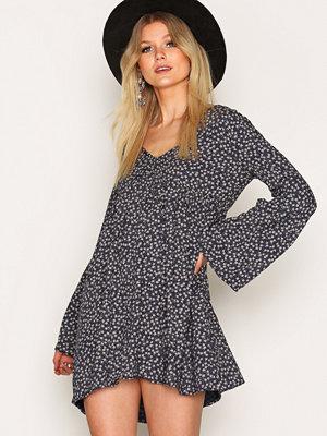 Denim & Supply Ralph Lauren Julia Empire Long Sleeve Dress Floral
