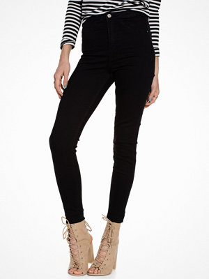River Island Molly High Rise Jeggings Black