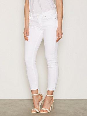 Denim & Supply Ralph Lauren vita byxor Crop Skinny Denim Pants Denim
