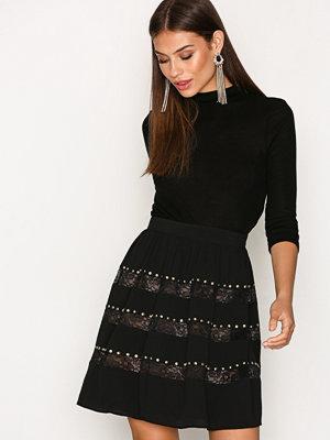 MICHAEL Michael Kors Lace Skirt Black