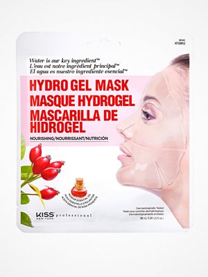 Ansikte - Kiss Professional New York Nourishing Rosehip Gel Mask Transparent