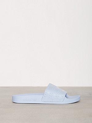 Tofflor - Adidas Originals Adilette Blå