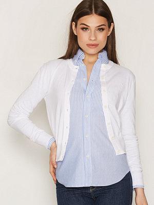 Polo Ralph Lauren Cardigan Long Sleeve White