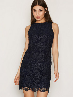 Lauren Ralph Lauren Toralina Sleeveless Dress Navy