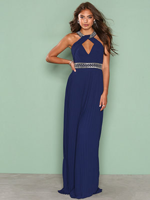 TFNC Savoy Maxi Dress Navy