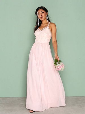 Chi Chi London Valentina Dress Rose