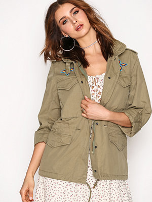 Denim & Supply Ralph Lauren Field Unlined Jacket Olive
