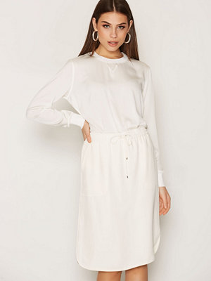 Polo Ralph Lauren Silk Skirt Marshmallow