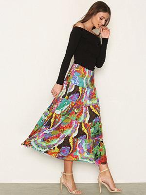Lauren Ralph Lauren Moriah Ruffle Skirt Multi