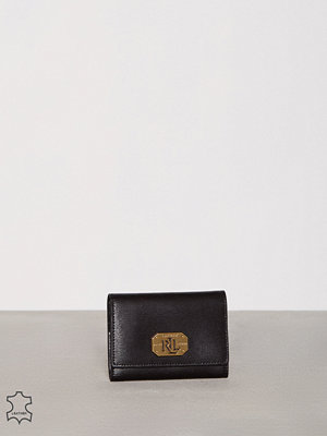 Plånböcker - Lauren Ralph Lauren 2 In1 Wallet Svart