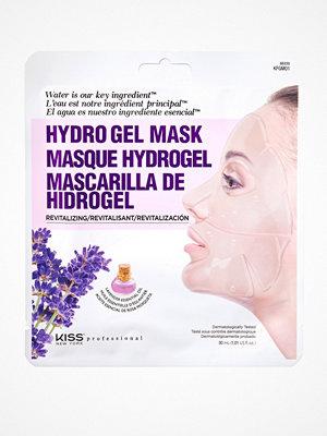 Ansikte - Kiss Professional New York Revitalizing Lavender Gel Mask Transparent