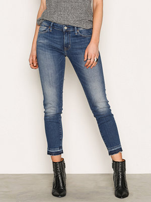 Denim & Supply Ralph Lauren Crop Skinny 5pt Dnm Jeans Denim