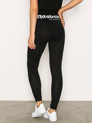 Leggings & tights - Reebok Classics F Franchise Legging Svart