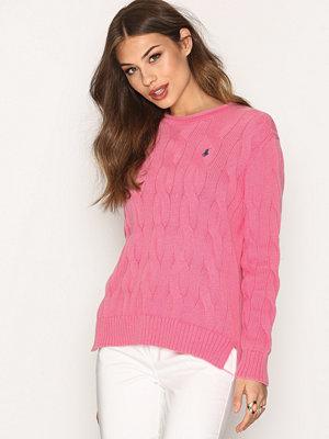 Polo Ralph Lauren Boxy Rollneck Sweater Laguna