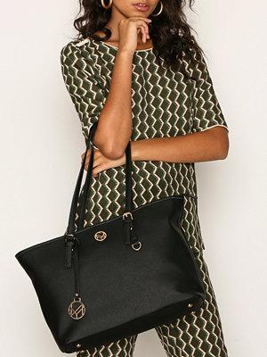 Handväskor - NYPD Handbag London Svart