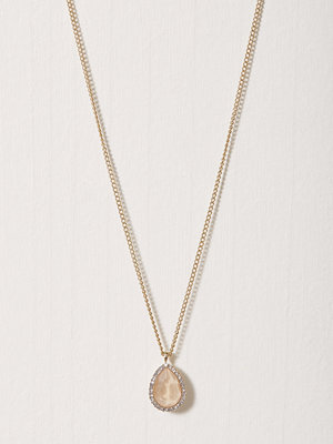 Lily and Rose halsband Amy Necklace Ivory