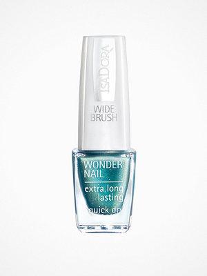 Naglar - IsaDora Wonder Nail Aqua Sparkle