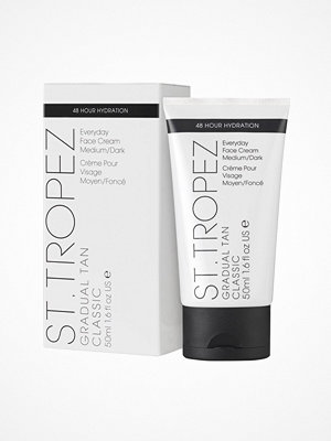 Solning - St. Tropez Everyday Gradual Tan Face 50 ml Medium/Dark