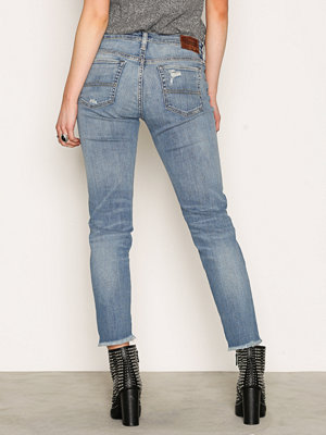Denim & Supply Ralph Lauren Crop Skinny 5pt Denim Jeans Denim