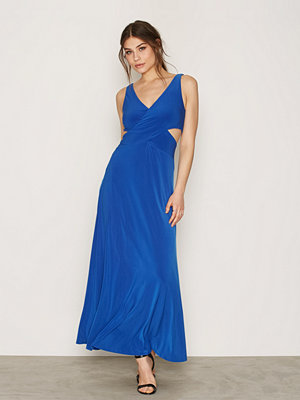 Polo Ralph Lauren Tank Wrap Dress Blue