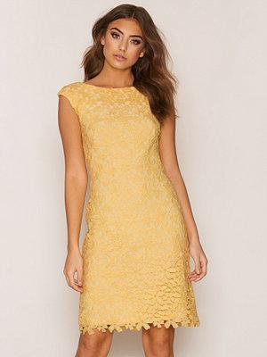 Lauren Ralph Lauren Montague Dress Daffodil