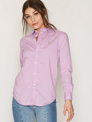 Polo Ralph Lauren Relaxed Long Sleeve Shirt Hibiscus