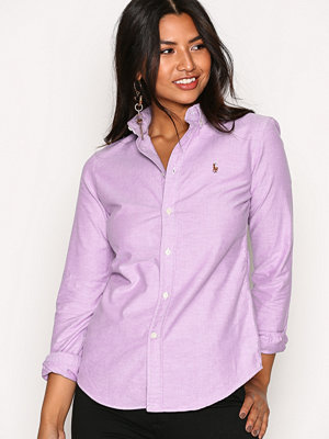 Polo Ralph Lauren Kendal Long Sleeve Shirt Mauve