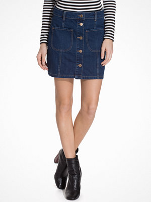 River Island A-Line Mid Authentic Denim