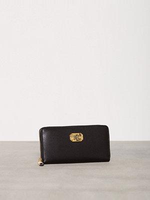 Plånböcker - Lauren Ralph Lauren Zip Wallet Svart