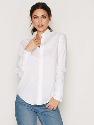 Polo Ralph Lauren Long Sleeve Relaxed Shirt White