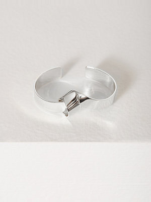 Pieces Pcnora Bangle Silver
