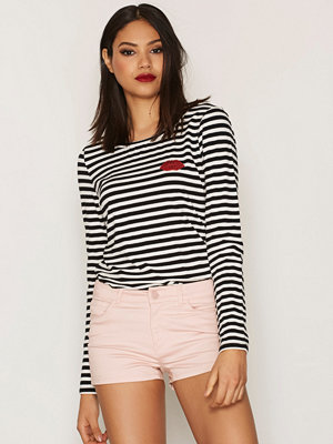 Vero Moda Vmhot Seven Nw Hot Pants Shorts Ljus Rosa