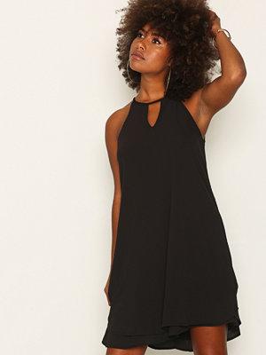 Only onlMARIANA Myrina S/L Dress Noos Wv Svart