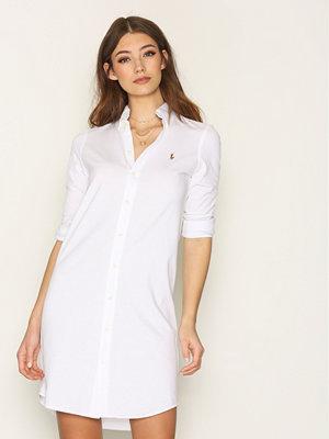 Polo Ralph Lauren Oxford Dress White