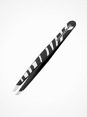 Ansikte - Tweezerman Printed Slant Tweezer Zebra