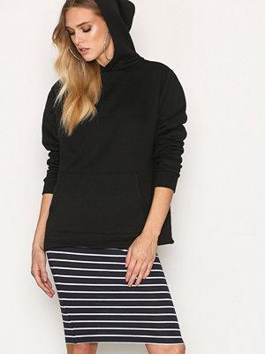 Only onlABBIE Stripe Calf Skirt Noos Mörk Blå