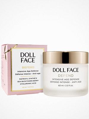 Ansikte - Doll Face Defend Intensive Age Defense 60 ml Transparent