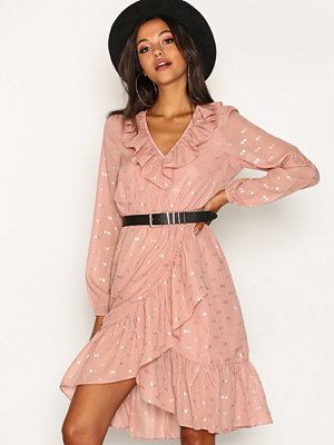 Y.a.s Yasdotella Ls Dress Rosa