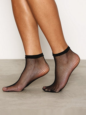 Strumpor - Vero Moda Vmnetty Fishnet Socks Svart