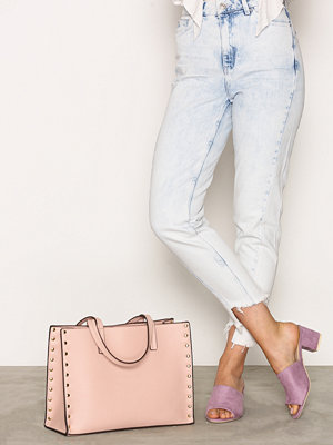 Handväskor - Pieces Pckhloe Bag Cameo