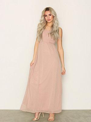 Vero Moda Vmtia Corsage Maxi Dress Nfs - Ka Ljus Rosa