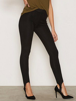 Leggings & tights - Vero Moda Vmstirup Nw Leggings Nfs Svart