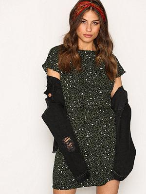Vero Moda Vmbali S/S Dress Nfs Mörk Grön