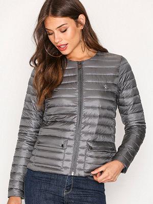 Polo Ralph Lauren Light Weight Pocket Down Fill Jacket Grey