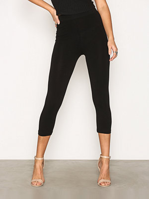 Leggings & tights - Only onlLIVE Love New 3/4 Leggings Noos Svart