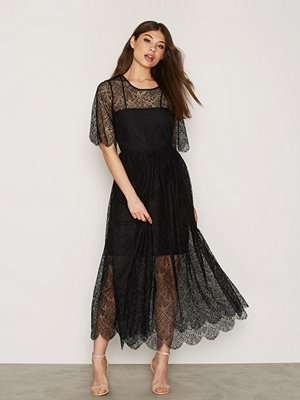 Y.a.s Yasamina Dress Svart