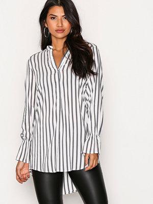 Vero Moda Vmerika L/S Bell Sleeve Shirt SB7 Vit
